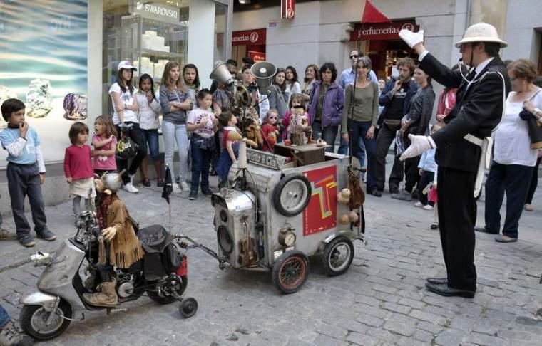 FESTIVAL INTERNACIONAL DE TÍTERES