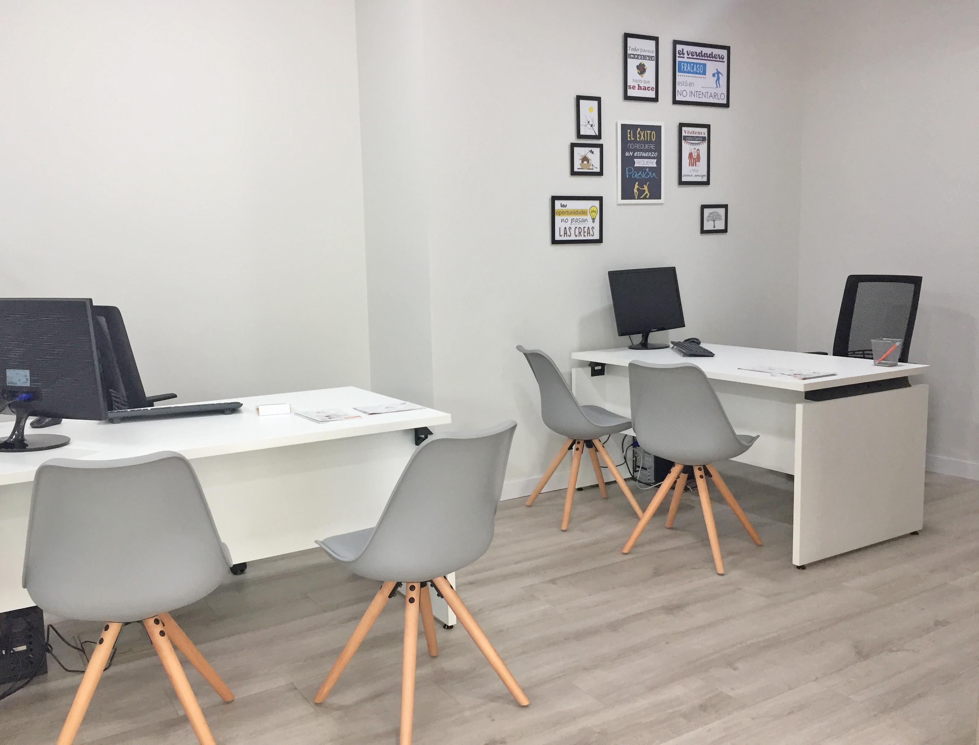 Vender con gesnido inmobiliaria for Oficina de empleo de segovia